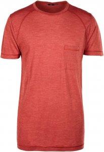 Tierra Premium Tee S/S Shirt Männer Gr. M - Funktionsshirt - rot