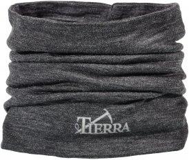Tierra Premium Tube Unisex Gr. uni - Schal - schwarz
