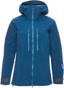 Tierra Roc Blanc Female Jacket II Frauen Gr. S - Regenjacke - blau