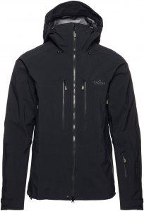 Tierra Roc Blanc Jacket Männer Gr. L - Regenjacke - schwarz