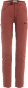Tierra Sta Pants Frauen Gr. 38 - Trekkinghose - rotbraun