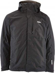 Tierra Yearound 3in1 Jacket Männer Gr. S - Doppeljacke - schwarz