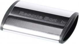 Topeak Rescue Box - Flicken - grau|weiß