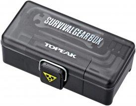 Topeak Survival Gear Box - Fahrradwerkzeug - grau