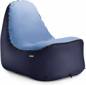 Trono TRONO Chair - Campingstuhl - blau - Faltstuhl