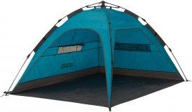 UQUIP Beach Shelter Buzzy - Strandmuschel - petrol-türkis / blue grey - 2000 g