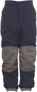 Vaude Caprea warmlined Pants II Kinder Gr. 122/128 - Trekkinghose - blau