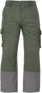 Vaude Detective Cargo Pants Kinder Gr. 134/140 - Trekkinghose - oliv-dunkelgrün