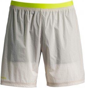 Vaude Green Core Shorts Männer Gr. 52 - Laufhose - beige-sand|gelb