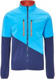 Vaude Primasoft Jacket Männer - Fahrradjacke - blau