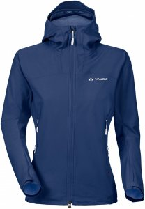 Vaude Roccia Softshell Jacket Frauen Gr. 34 - Softshelljacke - blau