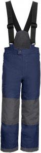 Vaude Snow Cup Pants III Kinder Gr. 146/152 - Thermohose - blau