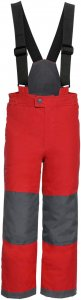 Vaude Snow Cup Pants III Kinder Gr. 104 - Thermohose - rot