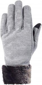 Vaude Tinshan Gloves II Frauen Gr. 8 - Handschuhe - grau