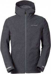 Vaude Tirano Jacket Männer - Regenjacke - grau