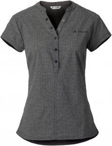 Vaude Turifo Shirt Frauen - Funktionsshirt - grau