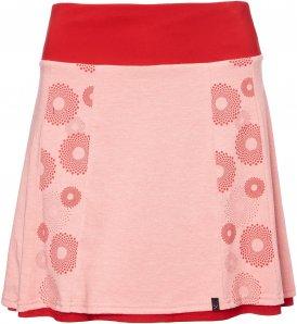 Yeti Ballia Skirt Frauen Gr. L - Rock - pink-rosa