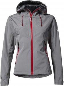 Yeti Clare Hardshell Jacket Frauen Gr. L - Regenjacke - grau