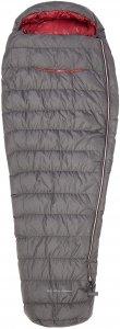 Yeti Shadow 300 - Daunenschlafsack - Gr. L - grau|rot|rotbraun - 3-Jahreszeiten-Schlafsack