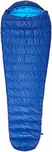 Yeti Tension  Mummy 300 - Daunenschlafsack - Gr. L - blau - 3-Jahreszeiten-Schlafsack