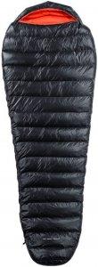 Yeti V.I.B. 250 - Daunenschlafsack - Gr. L - schwarz|rot - 3-Jahreszeiten-Schlafsack