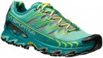La Sportiva Mountain Running Schuh Ultra Raptor GTX Woman Emerald/Mint Schuhfarb