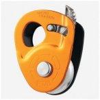 Petzl Umlenkrolle Micro Traxion Seilrollenvariante - Single, Bruchlast (kN) - 5,