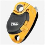 Petzl Umlenkrolle Pro Traxion Seilrollenvariante - Double, Bruchlast (kN) - 22,