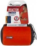 Sea To Summit Thermolite® Reactor Extreme Liner, Long Schlafsacklänge - 231 bi