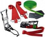 Slackline Tools 25m Air'n Jump Set  Slacklinelänge - 25 Meter, Slacklinefarbe -