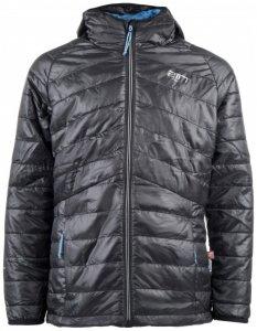 2117 of Sweden - Boy's Light Padded Jacket Rutvik Gr 176 schwarz/grau