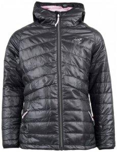 2117 of Sweden - Girl's Light Padded Jacket Rutvik Gr 176 schwarz/grau