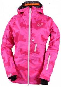 2117 of Sweden - Women's Eco 3L Ski Jacket Lit - Skijacke Gr 34;38;40 blau/grau/schwarz;rosa