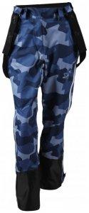 2117 of Sweden - Women's Eco 3L Ski Pant Lit - Skihose Gr 40 blau/schwarz