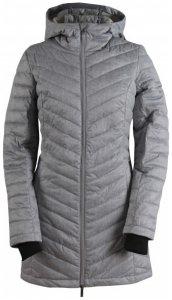 2117 of Sweden - Women's Padded Coat Istrum - Mantel Gr 38 grau