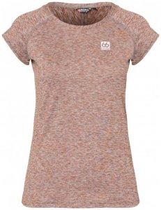 66 North - Atli Women's T-Shirt - T-Shirt Gr S;XS grau