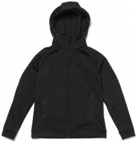 66 North - Fannar Hooded Sweater - Fleecejacke Gr XL schwarz