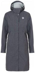 66 North - Heidmörk Women's Coat - Mantel Gr L schwarz/grau