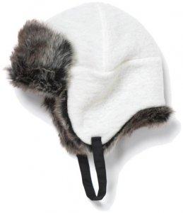 66 North - Kaldi Arctic Hat - Mütze Gr S/M weiß/grau/schwarz