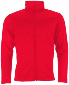 66 North - Saltvik Jacket - Fleecejacke Gr L rot