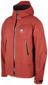 66 North - Snæfell Jacket - Hardshelljacke Gr XL rot