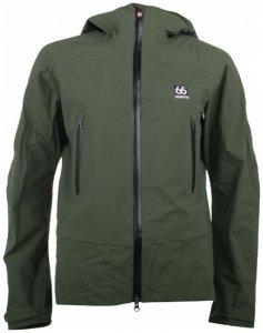 66 North - Snæfell Women's Jacket - Hardshelljacke Gr L oliv/schwarz
