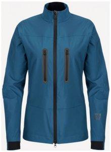 66 North - Stadarfell Light Women's Neoshell Jacket Gr L blau/weiß