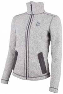66 North - Women's Esja Jacket - Fleecejacke Gr XS grau