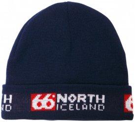 66 North - Workman Cap - Mütze Gr One Size blau/schwarz