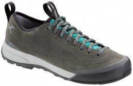 Arc'teryx - Acrux SL Leather Approach Shoe Women's Gr 6,5 schwarz/grau