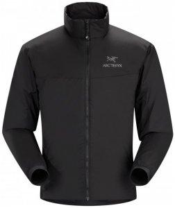 Arc'teryx - Atom LT Jacket - Kunstfaserjacke Gr S schwarz