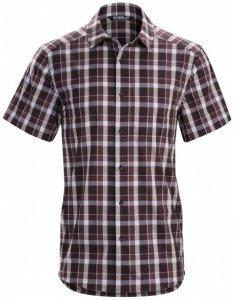 Arc'teryx - Brohm S/S Shirt - Hemd Gr S grau/schwarz