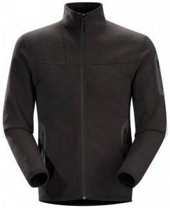 Arc'teryx - Covert Cardigan - Fleecejacke Gr XL schwarz