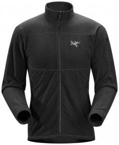 Arc'teryx - Delta LT Jacket - Fleecejacke Gr S schwarz
